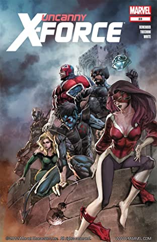 Uncanny X-Force (2010-2012) No.23