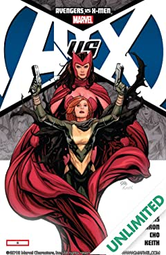 Avengers vs. X-Men #0 (of 12)