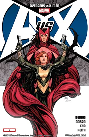 Avengers vs. X-Men No.0 (sur 12)