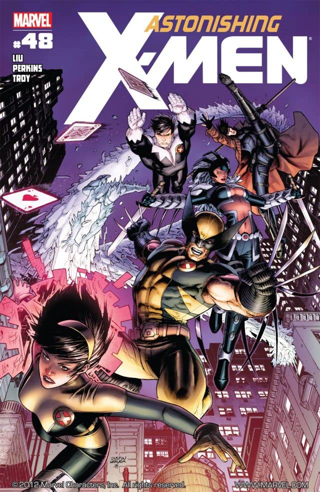 Astonishing X-Men (2004-2013) #48