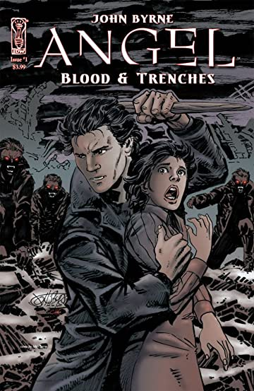 Angel: Blood and Trenches #1