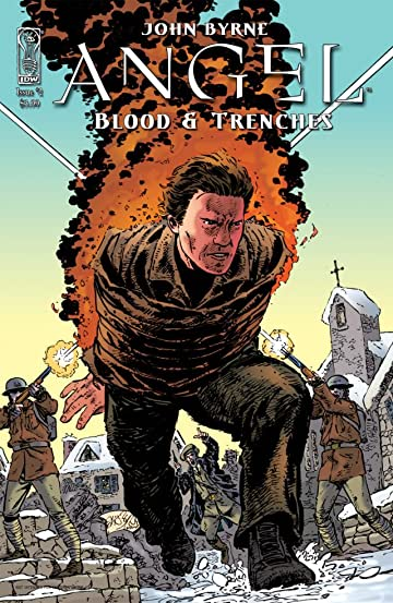 Angel: Blood and Trenches #2