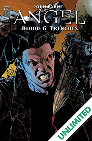 Angel: Blood and Trenches #3