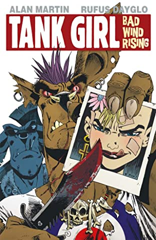 Tank Girl: Bad Wind Rising #2 (of 4)