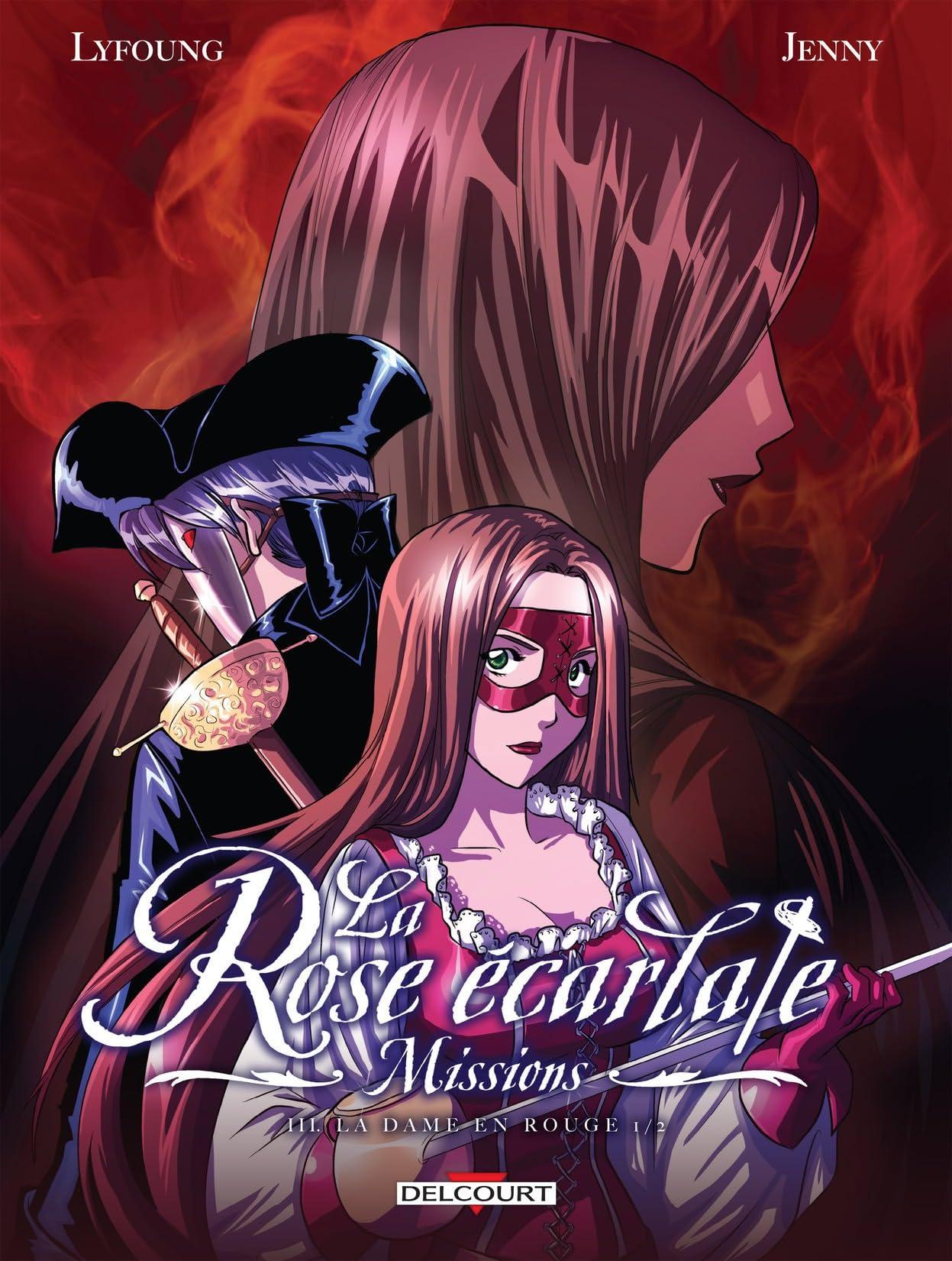 La Rose écarlate - Missions Vol. 3: La Dame en rouge