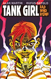Tank Girl: Bad Wind Rising #3 (of 4)