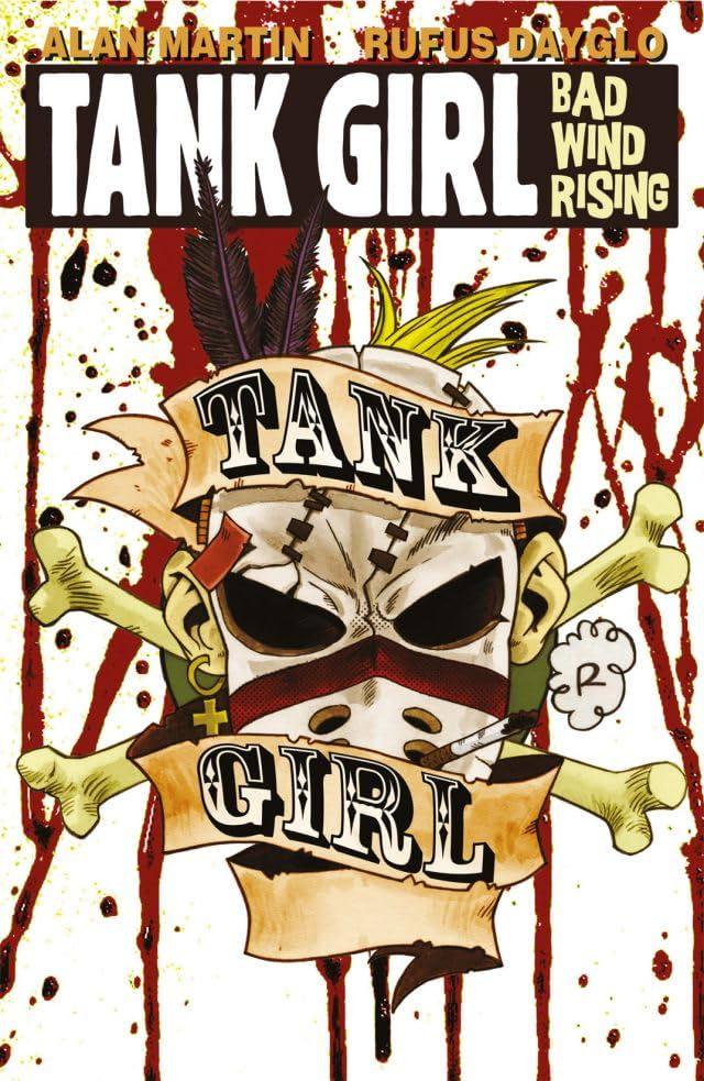 Tank Girl: Bad Wind Rising No.4 (sur 4)