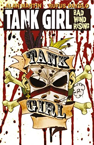 Tank Girl: Bad Wind Rising No.4 (sur 4)