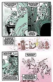 Tank Girl: Bad Wind Rising #4 (of 4)