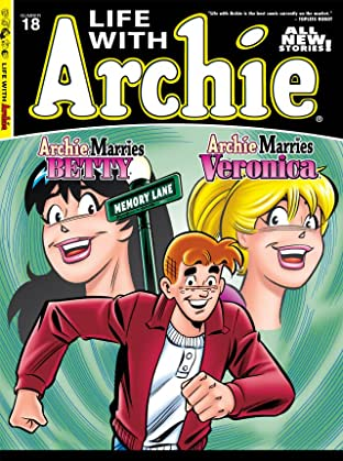 Life With Archie No.18