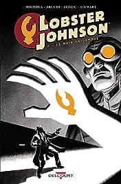 Lobster Johnson Tome 2: La main enflammée