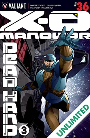 X-O Manowar (2012- ) #36: Digital Exclusives Edition