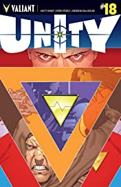 UNITY (2013- ) #18: Digital Exclusives Edition