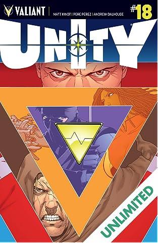 UNITY (2013- ) #18: Digital Exclusives Edition
