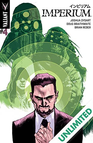 Imperium #4: Digital Exclusives Edition