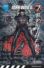 John Woo's 7 Brothers Vol. 1 #1