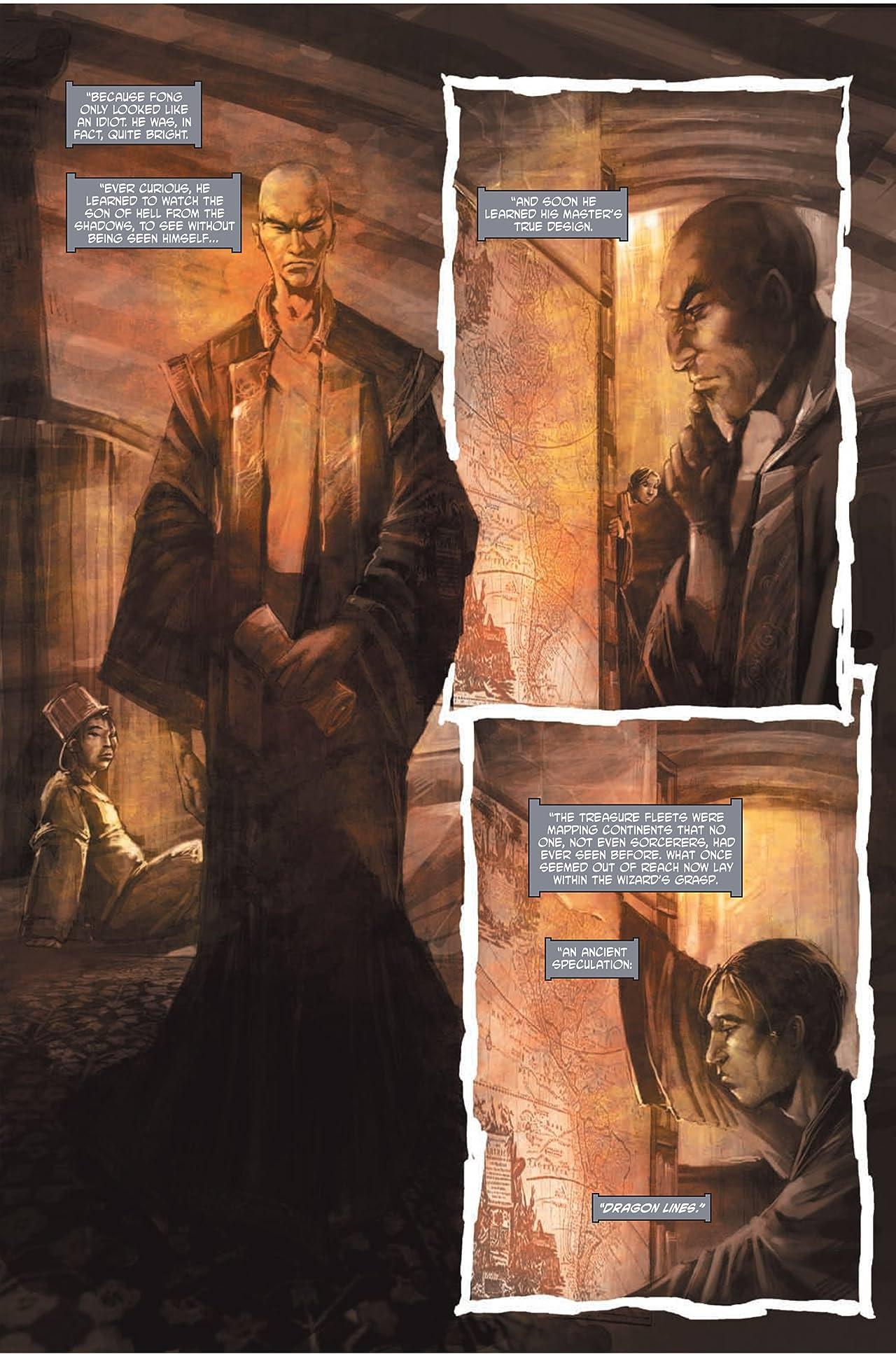 John Woo's 7 Brothers Vol. 1 #2