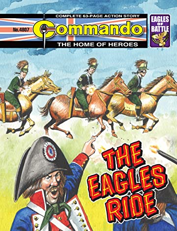 Commando #4807: The Eagles Ride