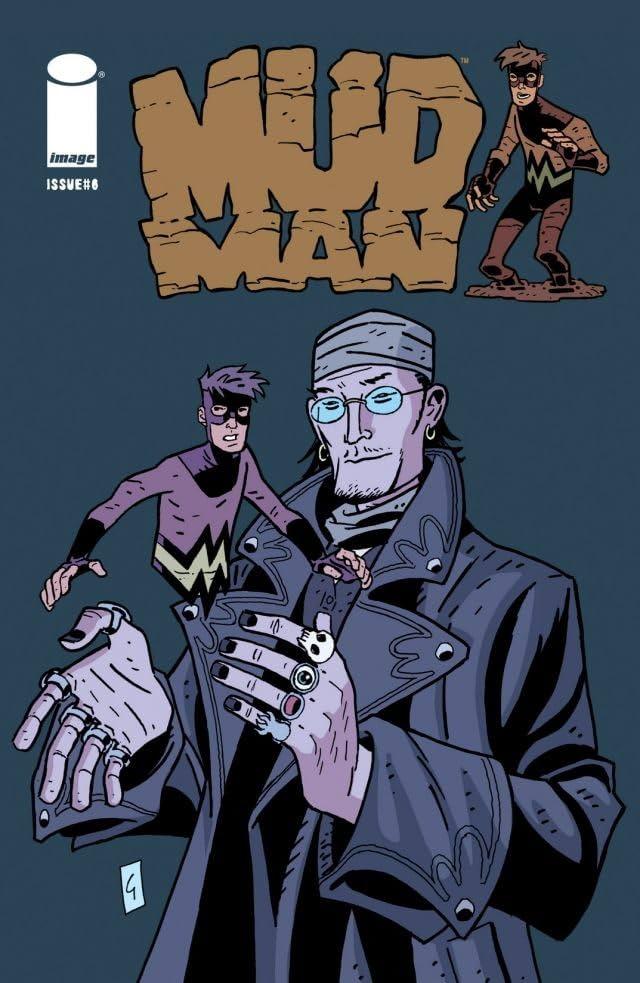 Mudman #6