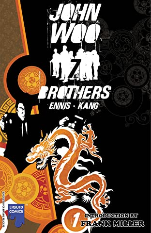 John Woo's 7 Brothers Vol. 1