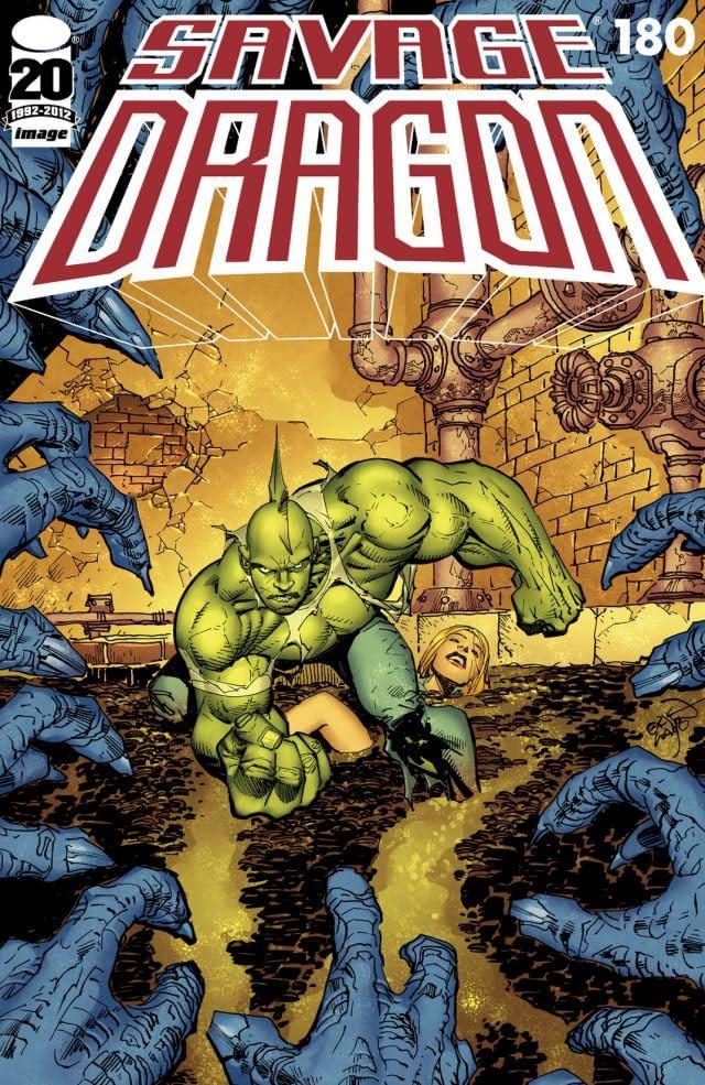 Savage Dragon #180