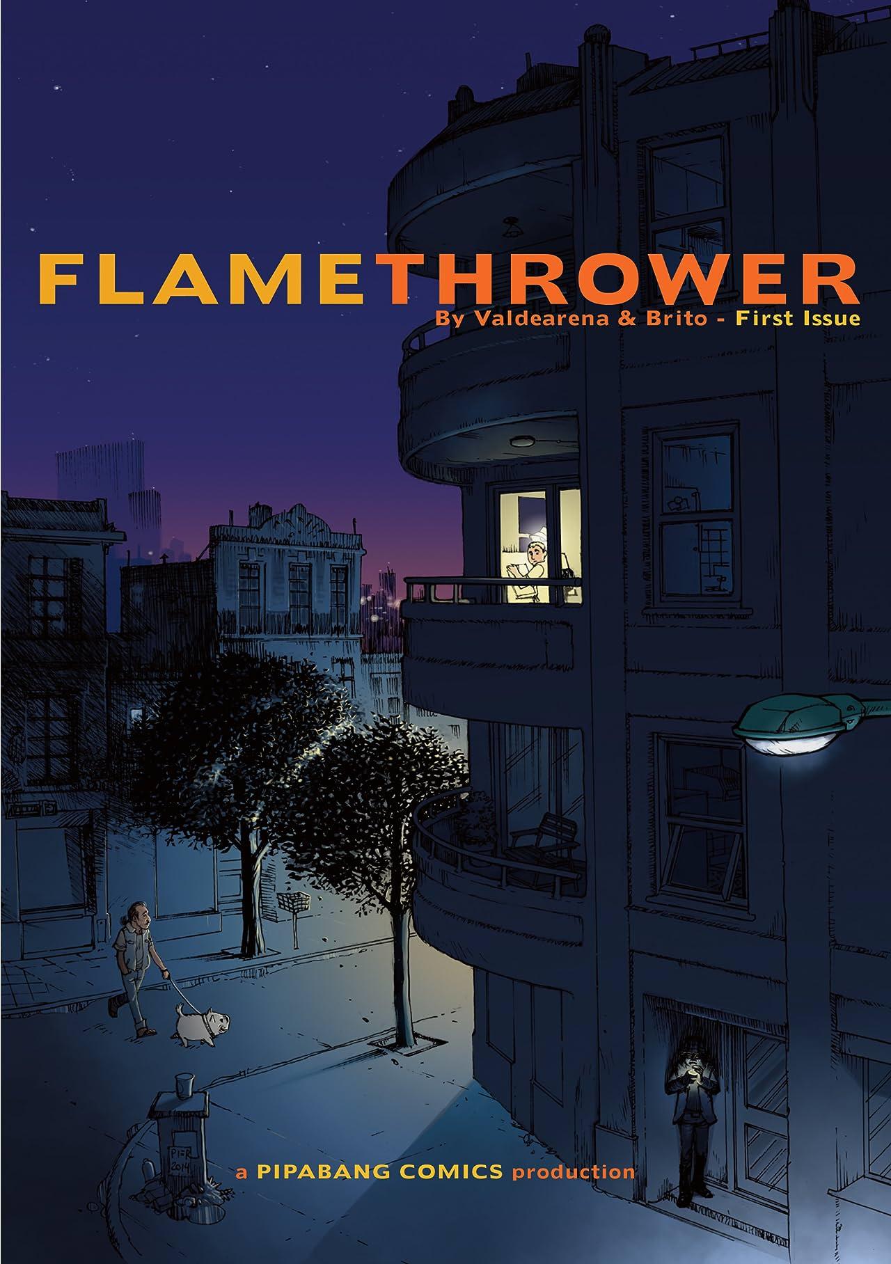Flamethrower #1