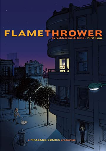 Flamethrower #1