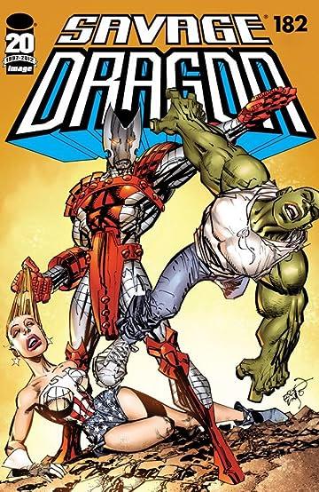 Savage Dragon #182