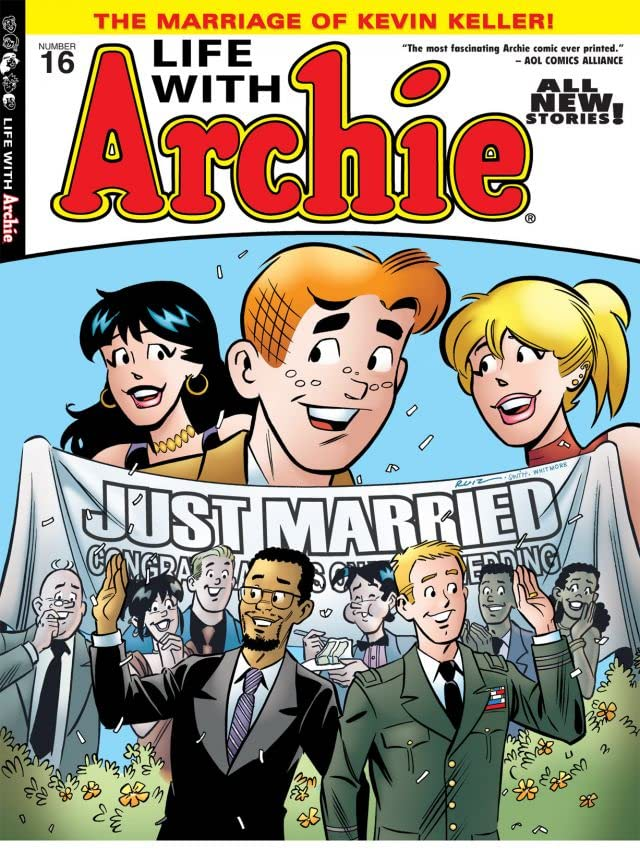 Life With Archie #16