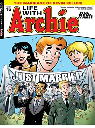 Life With Archie No.16