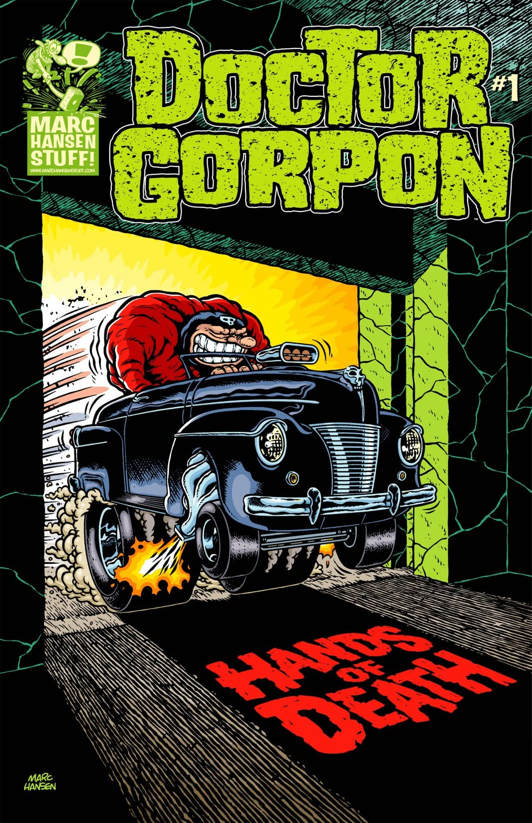 Doctor Gorpon #1