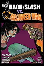 Halloween Man vs. Hack/Slash Special #1