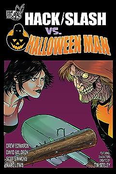 Halloween Man vs. Hack/Slash Special #1