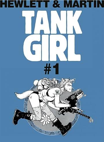 Tank Girl Classic #1