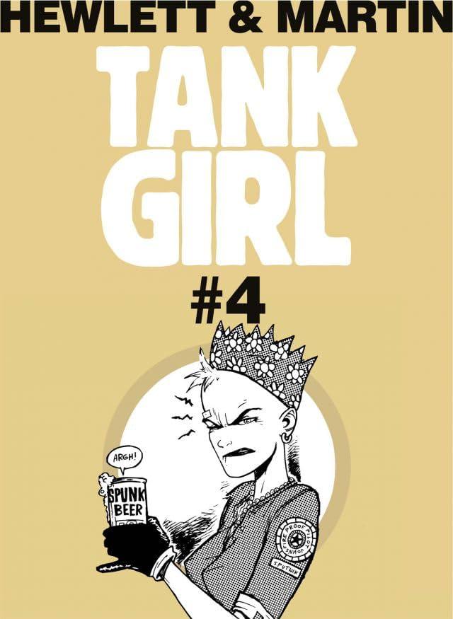 Tank Girl Classic #4