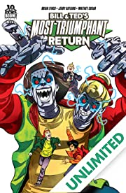 Bill & Ted's Most Triumphant Return #3 (of 6)
