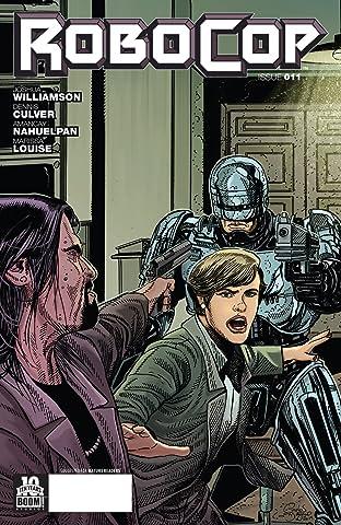 RoboCop (2014-2015) #11