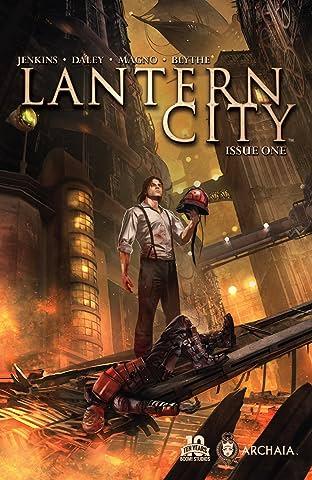 Lantern City #1