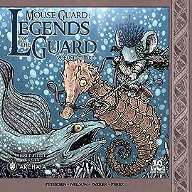 Mouse Guard: Legends of the Guard Vol. 3 #3