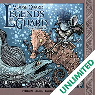 Mouse Guard: Legends of the Guard Vol. 3 #3