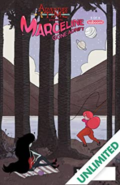 Adventure Time: Marceline Gone Adrift #5