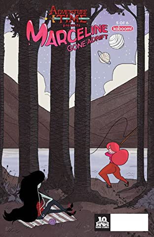 Adventure Time: Marceline Gone Adrift No.5
