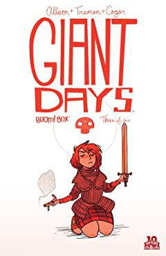 Giant Days No.3