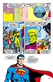 Legion of Super-Heroes (1984-1989) #38