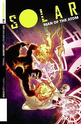 Solar: Man Of The Atom #12: Digital Exclusive Edition