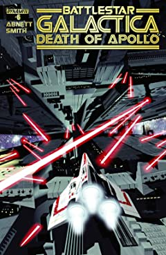 Battlestar Galactica: Death of Apollo #6 (of 6): Digital Exclusive Edition