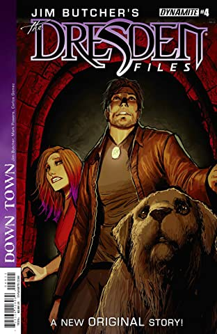 Jim Butcher's The Dresden Files: Down Town No.4 (sur 6): Digital Exclusive Edition