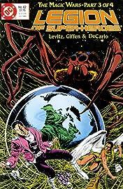 Legion of Super-Heroes (1984-1989) #62
