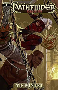 Pathfinder: Origins #4 (of 6): Digital Exclusive Edition