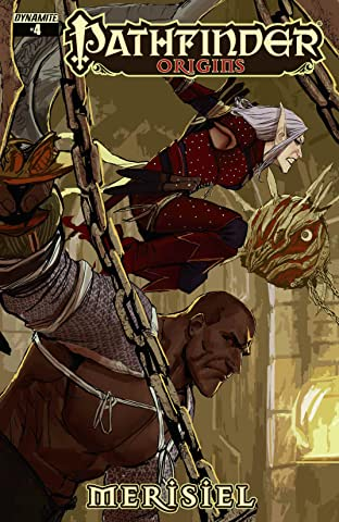 Pathfinder: Origins #4 (of 6): Digital Exclusive Edition